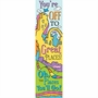 Dr. Seuss Oh The Places Vertical Banner