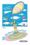 Dr. Seuss Oh, The Places You'll Go Memo Pad Set 24 Pack