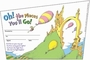 Dr. Seuss Oh The Places You'll Go Recognition Awards 36 Pack
