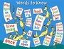 Dr. Seuss Sight Words Poster