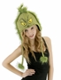 Dr. Seuss The Grinch Hoodie Hat