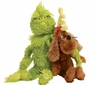 Dr. Seuss The Grinch & Max Plush Gift Set