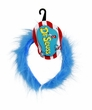 Dr. Seuss Thing 1 and Thing 2 Fuzzy Headband