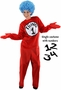 Dr. Seuss Thing 1 or 2 Adult Costume