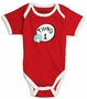 Dr. Seuss Thing One Red Bodysuit
