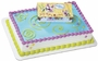 Hallmark Hoops and YoYo Cube Puzzle Cake Topper Set