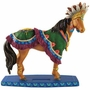 Horse of a Different Color Aztec Queen Mustang Horse