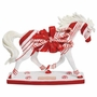 Horse of a Different Color Candy Cane Lane Arabian Horse