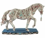 Horse of a Different Color Jeweled Butterflies Quarter Horse
