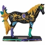 Horse of a Different Color Mardi Gras Figurine