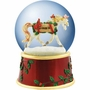 Horse Of A Different Color Noel Arabian Horse Waterglobe