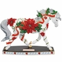 Horse of a Different Color Poinsettia Arabian Horse