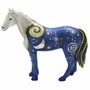 Horse Of A Different Color Studded Sky Thoroughbred Mini