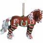 Horse of a Different Color Sugar Plum Ornament