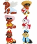 Hot Diggity Dog Early 2014 Set of 6 - Save 10%