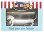 Hot Diggity Dog Paint Your Own Weiner