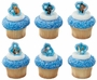Ice Age Manny & Friends Cupcake Rings 12 Pack