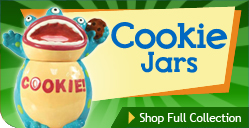 Cookie Jars and Tablewear