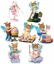 Kitchen Fairies Late 2013 Set of 7 - Save 10%