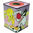 Looney Tunes Best Fwiends Tin Bank