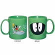 Looney Tunes Marvin the Martian Face 14oz Mug