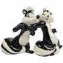 Looney Tunes Pepe Le Pew Come To Me Magnetic Salt & Pepper Shaker Set