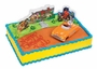 Looney Tunes Show Cake Topper Set