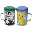 Looney Tunes Sylvester Tweety Best Friends Tin Salt & Pepper Shakers