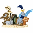 Looney Tunes Wile E. Coyote & Road Runner Salt and Pepper Shakers Toothpick Holder