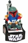 M&M's Blue Boba Fett Star Wars Coin Bank