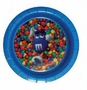 M&M's Blue Character Candy Mix Lenticular Plate