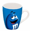 M&M's Blue Character Ceramic Mug