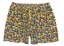 M&M's Candy Print Adult Lounge Shorts