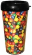 M&M's Candy Print Travel Mug