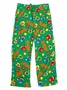 M&M's Character Face Christmas Adult Lounge Pants Size XXL