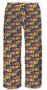 M&M's Character Profile Adult Lounge Pants
