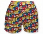 M&M's Character Profile Adult Lounge Shorts