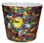 M&M's Characters Lenticular Snack Bucket