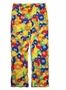 M&M's Colorful Candy Fleece Adult Lounge Pants Size XXL