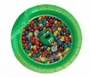 M&M's Green Character Candy Mix Lenticular Plate