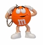 M&M's Light Up Keychain Orange