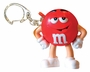 M&M's Light Up Keychain Red