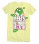 M&M's Melts In Your Mouth Juniors Dorm Shirt