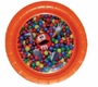 M&M's Orange Character Candy Mix Lenticular Plate