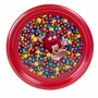 M&M's Red Character Candy Mix Lenticular Plate