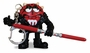 M&M's Red Darth Maul Star Wars Light Up Keychain