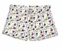 M&M's Scatter Print Womens Lounge Shorts