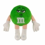 M&M's Small Plush Character Green