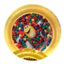 M&M's Yellow Character Candy Mix Lenticular Plate