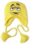 M&M's Yellow Character Face Knit Hat